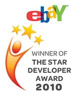 Star Developer Award 2010 (Early Adopter)